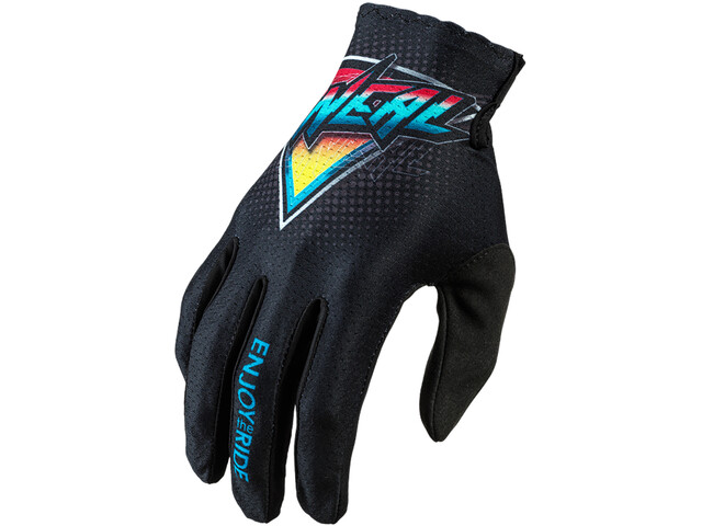 O'Neal Matrix Handschuhe Villain Jugend speedmetal-black/multi